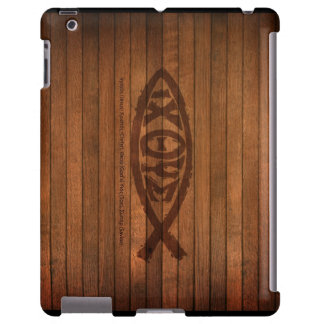 Ichthys iPad Case