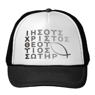 Ichthys Mesh Hats