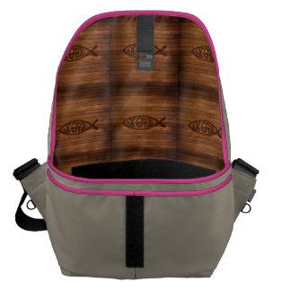 Ichthys Messenger Bag