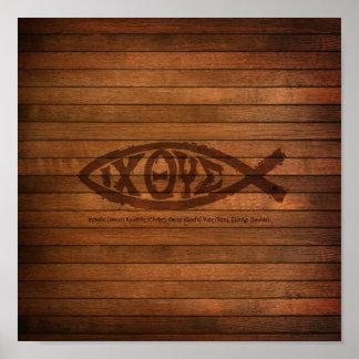 Ichthys Poster