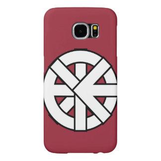 Ichthys Symbol Samsung Galaxy S6 Cases