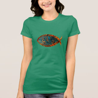 Ichthys-Topaz T-shirts