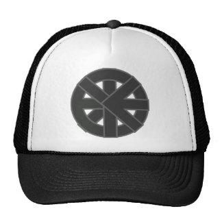 Ichthys Wheel Symbol Cap