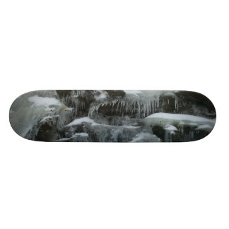 Icicle Design - Customized Skate Decks