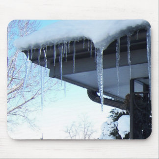 icicle. mouse pad