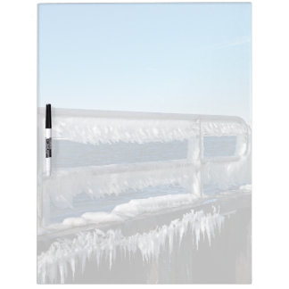 Icicles Dry Erase Board