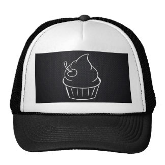 Icing Cupcakes Pictograph Cap