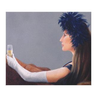 Icon 2005 canvas print