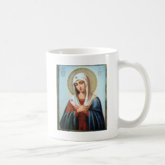 ICON (32)mary mother of good Coffee Mug