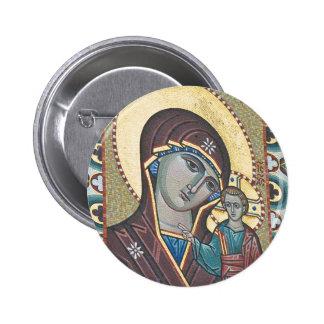 Icon 6 Cm Round Badge
