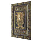 Icon depicting the Archangel Michael Canvas Print