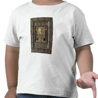 Icon depicting the Archangel Michael Tees