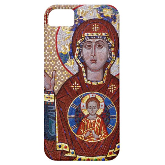 Icon mosaic iphone case