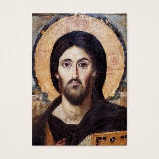 Icon of Christ/The Orthodox Church Business Card