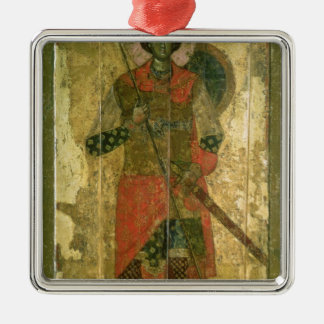 Icon of St. George, 1130-50 Christmas Ornament