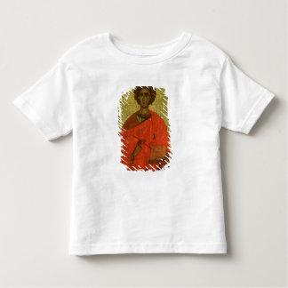Icon of St. Pantaleon of Nicomedia T-shirts