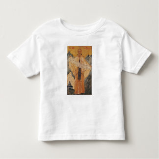Icon of St. Sabas of Jerusalem, 1572 Toddler T-Shirt