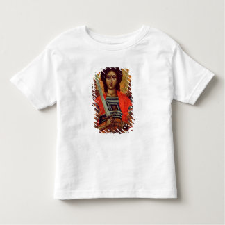 Icon of the Angel Michael, Greek, 18th century Toddler T-Shirt