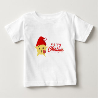 icon pillow cute merry christmas baby T-Shirt
