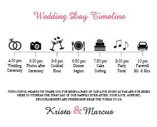 wedding programmes zazzle co uk