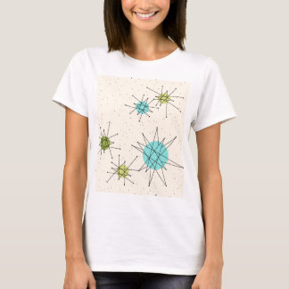 Iconic Atomic Starbursts T-Shirt
