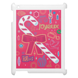 Iconic Candy Cane Case For The iPad