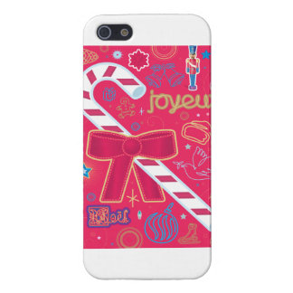 Iconic Candy Cane Cover For iPhone 5/5S