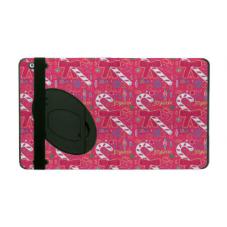 Iconic Candy Cane Covers For iPad