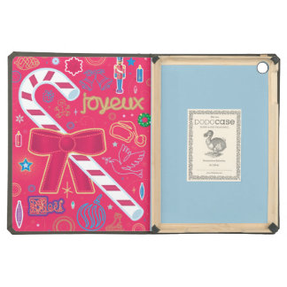 Iconic Candy Cane iPad Air Cases