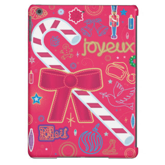 Iconic Candy Cane iPad Air Cover