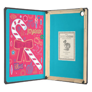 Iconic Candy Cane iPad Air Covers