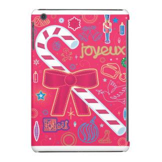 Iconic Candy Cane iPad Mini Cases