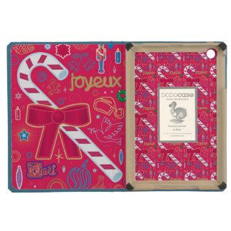 Iconic Candy Cane iPad Mini Retina Covers