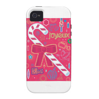 Iconic Candy Cane iPhone 4/4S Cover