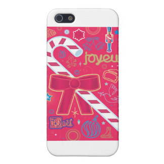 Iconic Candy Cane iPhone 5/5S Cases