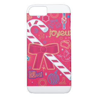 Iconic Candy Cane iPhone 7 Case