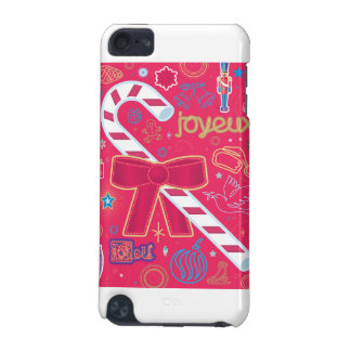 Iconic Candy Cane iPod Touch (5th Generation) Cover