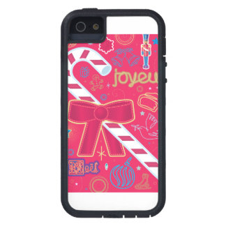 Iconic Candy Cane Tough Xtreme iPhone 5 Case