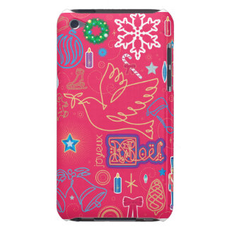 Iconic Christmas 4th Generation iPod Touch Case