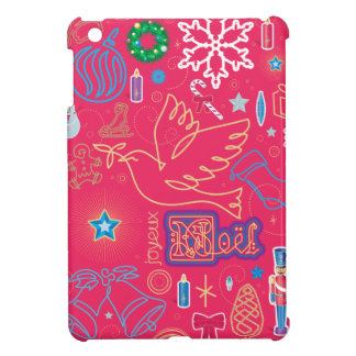 Iconic Christmas Case Savvy iPad Mini Glossy Case Case For The iPad Mini