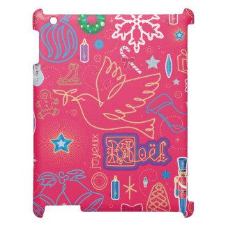 Iconic Christmas Case Savvy Matte iPad Case