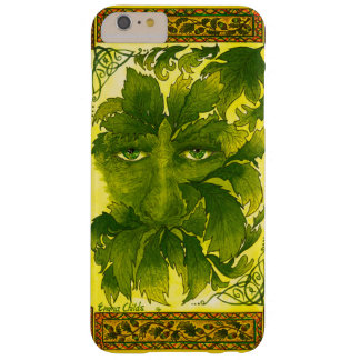 Iconic Green Man iphone 6 plus mobile phone case