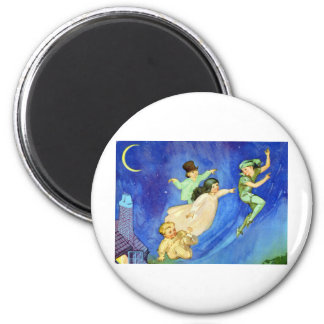 ICONIC IMAGE FROM PETER PAN MAGNET