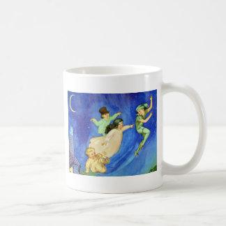 ICONIC IMAGE FROM PETER PAN COFFEE MUG