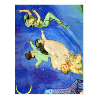 ICONIC IMAGE FROM PETER PAN POSTCARDS