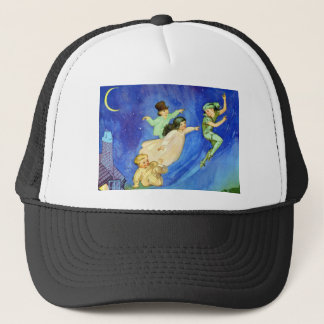 ICONIC IMAGE FROM PETER PAN TRUCKER HAT
