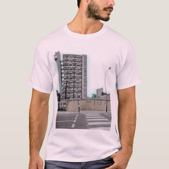 ICONIC LONDON TRELLICK TOWER URBAN PHOTOGRAPH T-Shirt