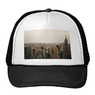 Iconic New York Cityscape Hat