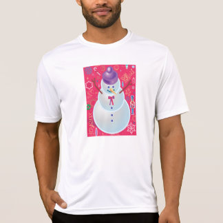 Iconic Snowman Tees