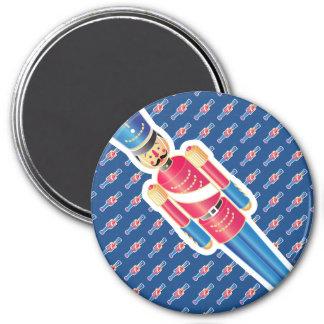 Iconic Tin Soldier 7.5 Cm Round Magnet